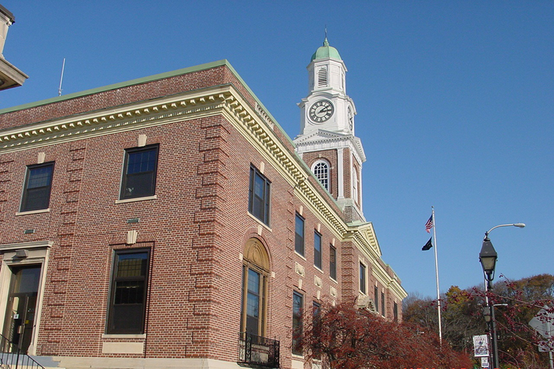 Athol Town Hall, Athol, MA