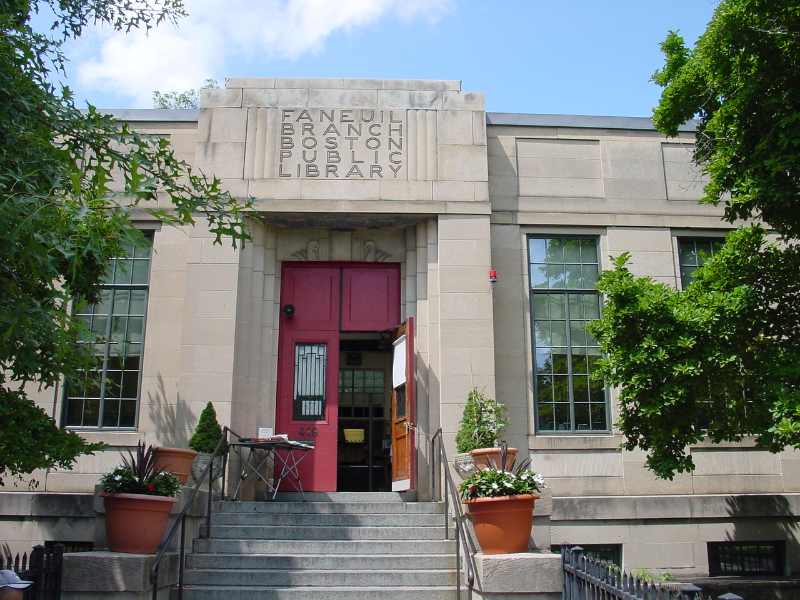 Faneuil Branch Library